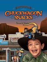 Cactusville VBX Chuck Wagon