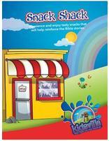 Kidsville VBX Snack Shack