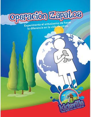 EBV Kidsville Operación Zapatos