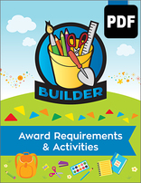 Builder Award Activities - PDF Download