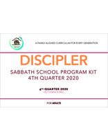 Growing Together Discipler Teaching Kit - 4th Quarter
