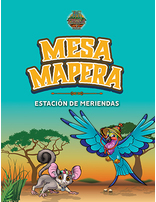 Jamii Kingdom VBS Mapera Meza (Snacks) - Spanish