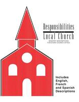 Responsibilities in the Local Church (English CD Only)