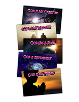 Galactic Quest VBS - Star Point Posters (set of 5)