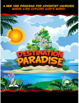 Destination Paradise VBS - Brochure