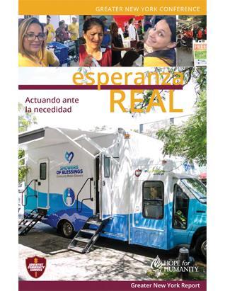 Hope for Humanity 2013 Spanish Brochure