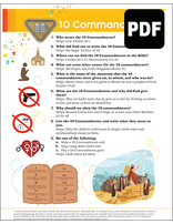 Builder 10 Commandment Award - PDF
