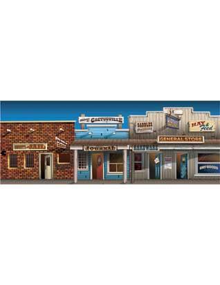 Cactusville VBX Backdrop Banner