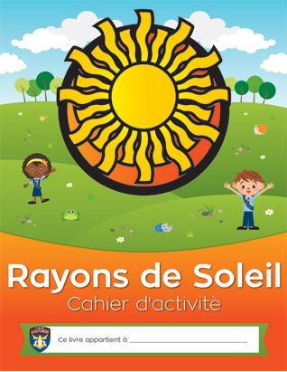 Sunbeam Activity Book (French)