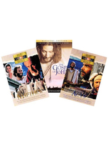 Visual Bible Gospel DVDs - Set of 3