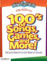 100's of Songs, Games & More for Preschoolers