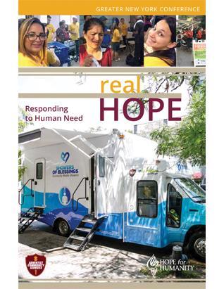 Hope for Humanity 2013 English Bulletin Insert
