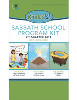 Growing Together SS Curriculum Kinder-1st Teaching Kit 4th Qtr 19 Standing Order
