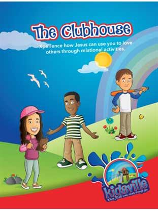 Kidsville VBX The Clubhouse