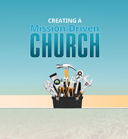 Mission Driven Church USB
