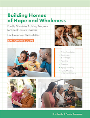 Blding Homes of Hope/Wholeness Parti