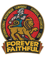 Forever Faithful Official Patch