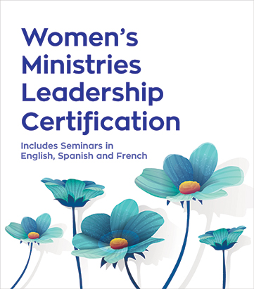Women's Ministries Certification USB