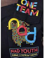 Camiseta Negra | One Team