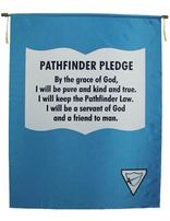 Pathfinder Pledge Banner (English)