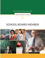 School Board Member Quick Start Guide
