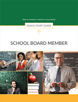 School Board -- Quick Start Guide