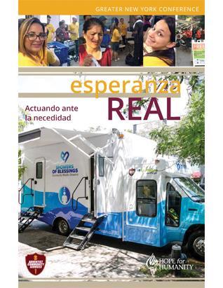 Hope for Humanity 2013 Spanish Bulletin Insert