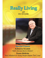 Koudele & McBride -- Really Living DVD