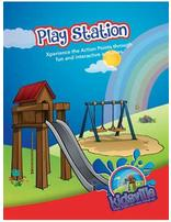 Kidsville VBX Play Station
