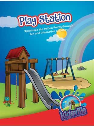 VBX 16 Play Station