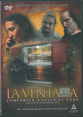 The Window DVD (Spanish)