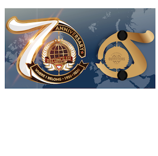 General Conference Pathfinder 70 Year Anniversary Pin