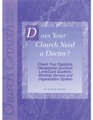 Does Your Church Need a Doctor?