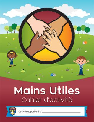 Helping Hand Activity Book (French)