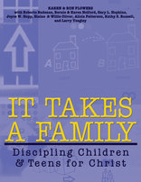 It Takes A Family - Family Ministries Planbook