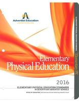 Elementary Physical Education Standards K-8 - 2016