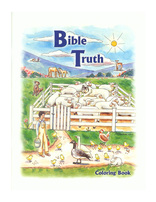 Bible Truth Coloring Book