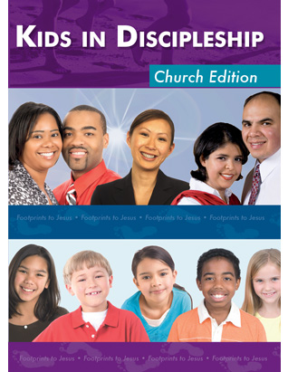 Kids in Discipleship DVD - Church Edition