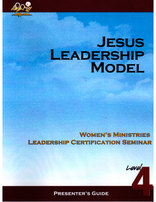 Jesus' Leadership Model