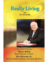McNeal & Halvorsen -- Really Living DVD