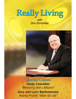 Carscallen & Bartholomew -- Really Living DVD