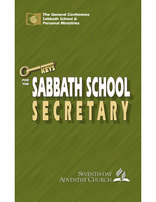 Sabbath School Secretary