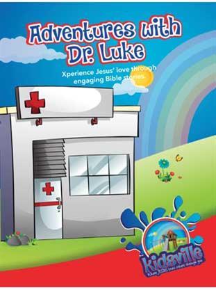 Kidsville VBX Adventures with Dr. Luke