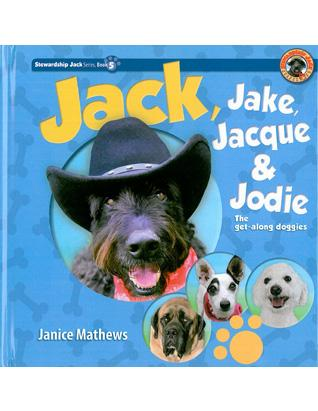 Jack, Jake, Jacques & Jodie