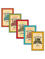 Jamii Kingdom VBS Daily Action Point Posters (Set of 5)