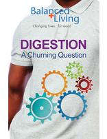 Digestion: A Churning Question - Balanced Living Tract (Pack of 25)