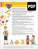 Multilevel Good Samaritan Award - PDF Download