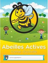 Busy Bee Activity Book (French)
