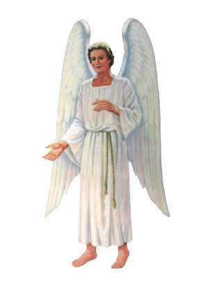 Angel Standing (Small) - 15