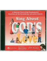 Sing About God's Love CD
